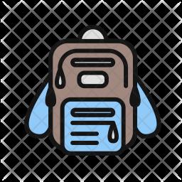 Bagpack Icon png