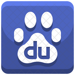 Baidu Tieba Logo Icon