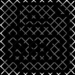 Bak Line Icon
