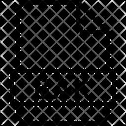 BAK File Line Icon