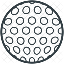 Ball Line Icon