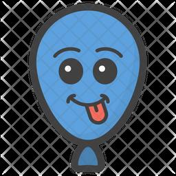 Balloon Emoji Icon