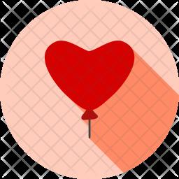 Balloon Flat Icon