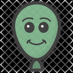 Balloon Emoji Emoji Icon