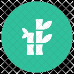 Bambo Glyph Icon