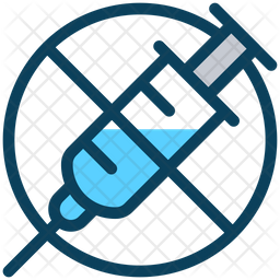 Ban Vaccine Icon