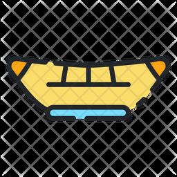 Banana Boat Icon