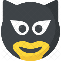 Bandit Emoticon Icon