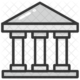 Bank Architectural Icon