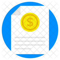 Bank Statement Icon