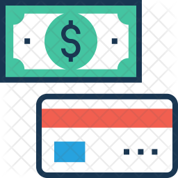 Banking Colored Outline Icon