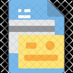 Banking File Icon