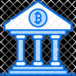 Banking on Bitcoin Icon