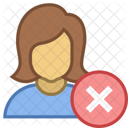 Banned user Icon