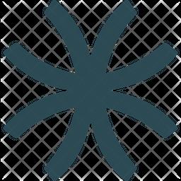 Baptismal Cross Icon