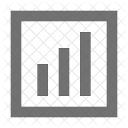 Bar Glyph Icon