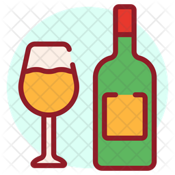 Bar Colored Outline Icon