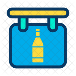 Bar Board Icon