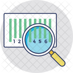 Bar code Scan Icon