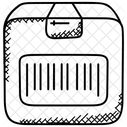 Bar code Scanner Icon
