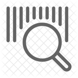 Barcode Line Icon