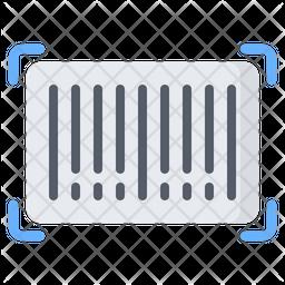 Barcode Flat Icon