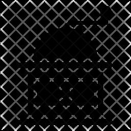 Barista Glyph Icon