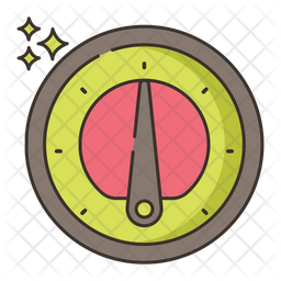 Barometric Pressure Icon
