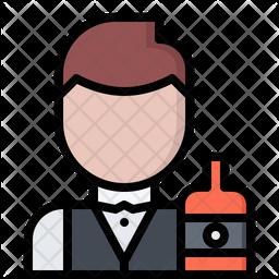 Bartender Icon
