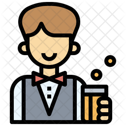 Bartender Icon