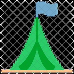 Base camp Icon