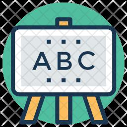 Basic Learning Icon