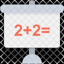 Basic Maths Icon