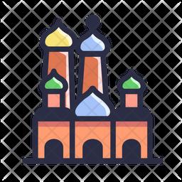 Basilica Moscow Icon