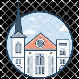 Basilica of Saint Mary Icon