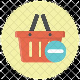 Basket Rounded Icon