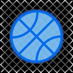 Basketball Dualtone Icon