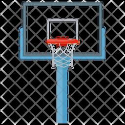 Basketball Hoop Icon