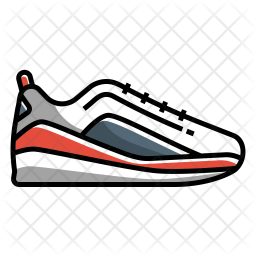 Basketball Shoes Icon