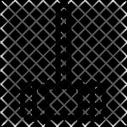 Bat Mallet Icon