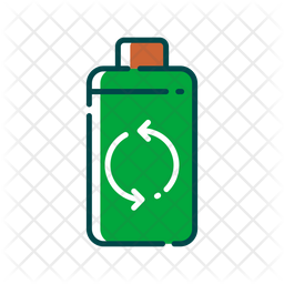 Baterry Recycle Icon