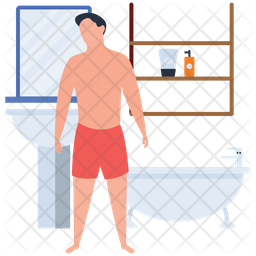 Bathing Icon