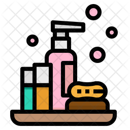 Bathing Kit Icon