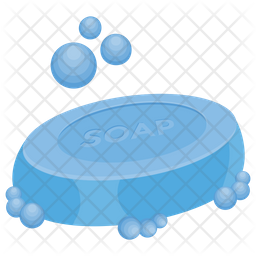 Bathing Soap Icon