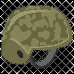Battle Helmet Icon