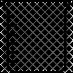Beaker Line Icon