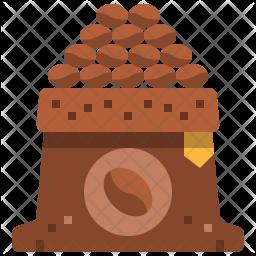 Bean bag Flat Icon