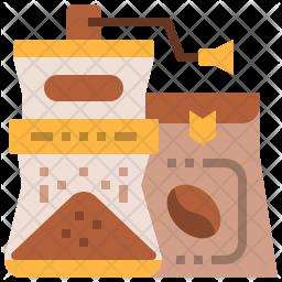 Bean blender Icon