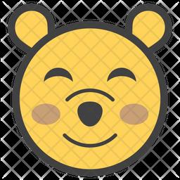 Bear Emoji Icon