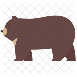 Bear Icon Of Flat Style Available In Svg Png Eps Ai Icon Fonts